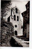 REF 159 : CPSM 66 LATOUR De Carol La Vieille Eglise - Francia