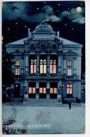 REF 159 : CPA 16 ANGOULEME Le Théatre La Nuit - Angouleme
