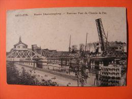 CPA Selzaete (Belgium / Belgique) - Nouveau Pont Du Chemin De Fer - Niewe IJzerenwegbrug - Belgique