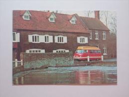 The Royal Mail Bus ( Mint ) - United Kingdom