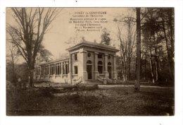 Cp , Militaria,  Forêt De Compiégne , Monument Abritant Le Wagon Du Maréchal FOCH , Vierge - War 1914-18