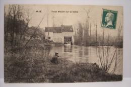 ANDE  - Vieux Moulin Sur La Seine - Francia
