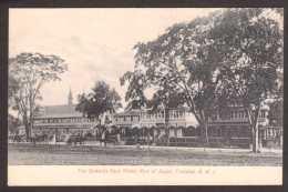 TR2) Port-of-Spain - Queen's Park Hotel - Undivided Back - Trinidad