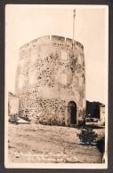 UV5) St. Thomas - Bluebeard's Castle - Real Photo Postcard - Isole Vergini Americane