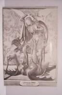 L'ARCHANGE  SAINT  MICHEL - Schilderijen, Gebrandschilderd Glas En Beeldjes