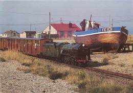 CPSM Train-Romney Hythe Et Dymchurch Railway-Northern Chief   L1476 - Eisenbahnen
