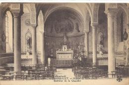 -22--BOURBON-L ARCHAMBAULT--MAISON DE SAINT-JOSEPH--interieur De La Chapelle--NON ECRITE-- - Bourbon L'Archambault