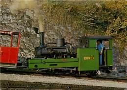 CPSM Train-Brienzer Rothornbahn   L1476 - Eisenbahnen