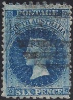 SOUTH AUSTRALIA 1870 6 Nº 96 - 1855-1912 South Australia