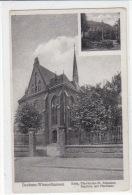 Bochum-Wiemelshausen - Kath. Pfarrkirche ... Sammlername Hinten - Bochum