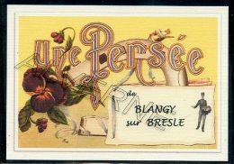 76   BLANGY  Sur  BRESLE   ...... ... Souvenir Au Fusain Creation Moderne Série Limitée Et Numerotée 1 à 10 ... N° 3/10 - Blangy-sur-Bresle