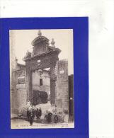 +6340)  VIENNE Animation  Porte De L Ambulance 1904  ( TACHE TRES LEGERE 1 ANGLE SINON TTB ETAT)4 - Vienne