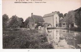 CHATILLON COLIGNY (LOIRET) MOULIN DE LA FOSSE - Chatillon Coligny