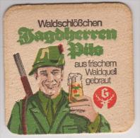 Jagdherren Waldschlößchen Brauerei Göbel Löhnberg , Pils - Sous-bocks