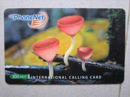 Prepaid Phonecard,Mushroom,used - Thaïlande
