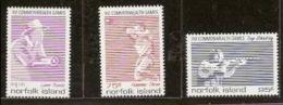 Norfolk Island 1998 16th Commonwealth Games MNH - Norfolk Island