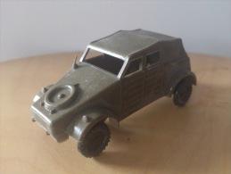 Véhicule Militaire Plastique Pas De Marque - Toy Memorabilia