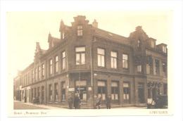 """IJMUIDEN - Hotel """" Nommer Een """"   (2039)b130 - IJmuiden"""