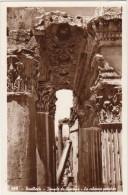 CPA LIBAN LEBANON BAALBECK Temple de Bacchus Real Photo