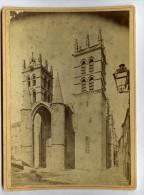 Photographie Originale 34 Montpellier Cathédrale  ...Circa 1900 - Photos