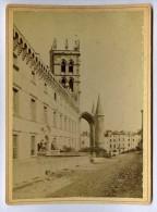 Photographie Originale 34 Montpellier Cathédrale Faculté De Médecine   ...Circa 1900 - Photos
