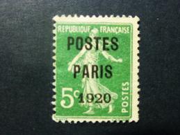 N° 24 Timbre De France - 1893-1947