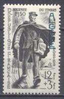 Algérie YT N°282 Journée Du Timbre 1950 Facteur Rural Neuf ** - Algérie (1924-1962)