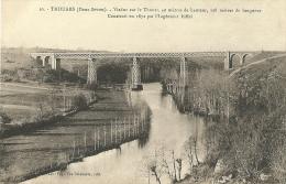 Thouars Viaduc Sur Le Thouet - Thouars