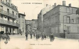 63 THIERS La Sous Préfecture Auvergne Pittoresque 1906 Ed VDC Imp Phototypique De La Havane N° 2014 - Thiers