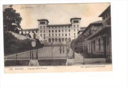 35.- RENNES. Nouveau St Vincent ..(carte Animée) Ed Spéciale De L'Ouest Eclair - Rennes