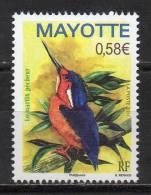 Mayotte - 2011 - Le Martin Pêcheur - Yvert N° 249 ** - Ungebraucht