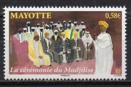 Mayotte - 2011 - La Cérémonie Du Madjiliss - Yvert N° 251 ** - Ungebraucht