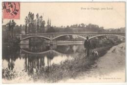 53 - Pont De Changé, Près Laval - BD 40 - 1905 - France