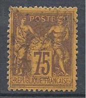 SAGE N° 99  OBL TB - 1876-1898 Sage (Type II)