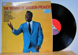 Wilson Pickett - LP 33tr : THE SOUND OF WILSON PICKETT  (Pressage : All - 1967) - Soul - R&B