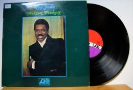 Wilson Pickett - LP 33tr : HEY JUDE  (Pressage : Fr - 1969) - Soul - R&B