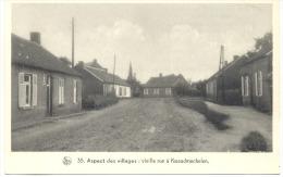 KWAADMECHELEN (3945) Aspect Des Villages Vieille Rue à Kwaadmechelen - Ham