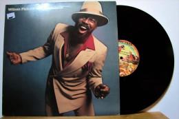 Wilson Pickett - LP 33tr : A FUNKY SITUATION  (Pressage : All - 1978) - Soul - R&B