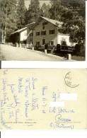 """Cavalese (Trento): Albergo Trattoria """"Alla Chiusa"""". Cartolina B/n Viaggiata 1958 (appena Animata) - Trento"""