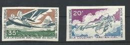 """Senegal Aerien YT 55 Et 56 ND """" Jean Mermoz """" 1966 Neuf** - Sénégal (1960-...)"""