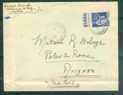 Maury N°243 ( Byrrh) Sur Lsc De 1937   - Ad23227 - Advertising