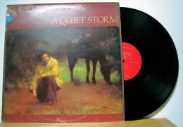 Smokey Robinson - LP 33tr : A QUIET STORM  (Pressage : Fr - 1975) - Soul - R&B