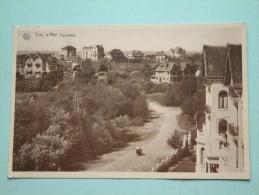 Panorama Coq S/ Mer - Anno 1938 ( Zie Foto Details ) !! - De Haan