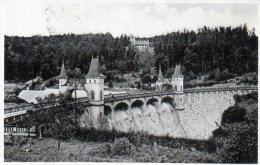 Nr. 349,   AK  Labska Prehrada Tesnov U Dvora Kralove - Czech Republic