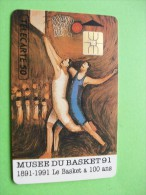PRIVE PUBLIQUE - MUSEE DU BASKET - 50 Einheiten