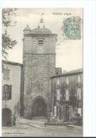 CPA ___ 34 - NEFFIES ---- L'église - Otros Municipios