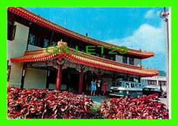 TAIWAN - SUN MOON LAKE TOURIST HOTEL - ANIMATED WITH CARS - - Taiwan