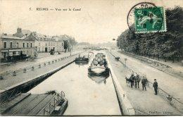 REIMS(MARNE) PENICHE - Reims