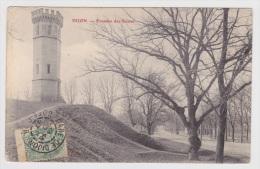 (RECTO / VERSO) DIJON EN 1907 - FONTAINE DES SUISSES - Dijon