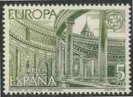 Spain Espana 1978 Mi 2366 YT 2119 Sc 2101 ** Palace Of Charles V In Granada / Hof Des Palastes Von Karl V. In Granada - Kastelen